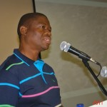 Aerial Survey Presentation held in Maun
